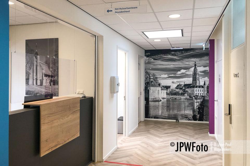 Zwart-Wit Foto's Breda in Huisartsenpraktijk
